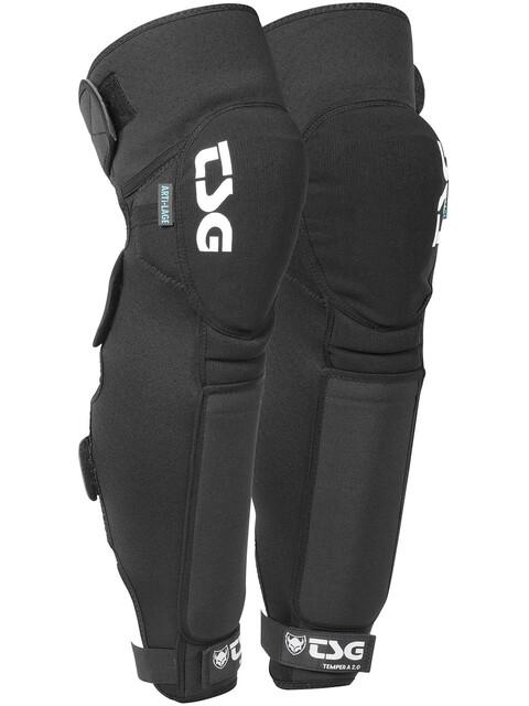 TSG Temper A 2.0 Knee-Shinguard black